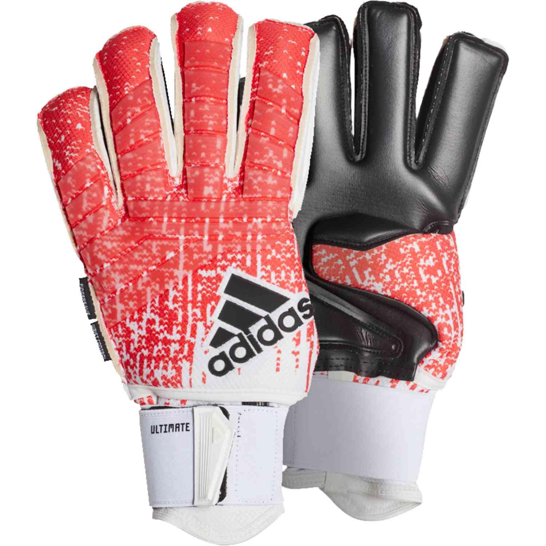 Adidas Predator Ultimate Goalkeeper Gloves Active Red