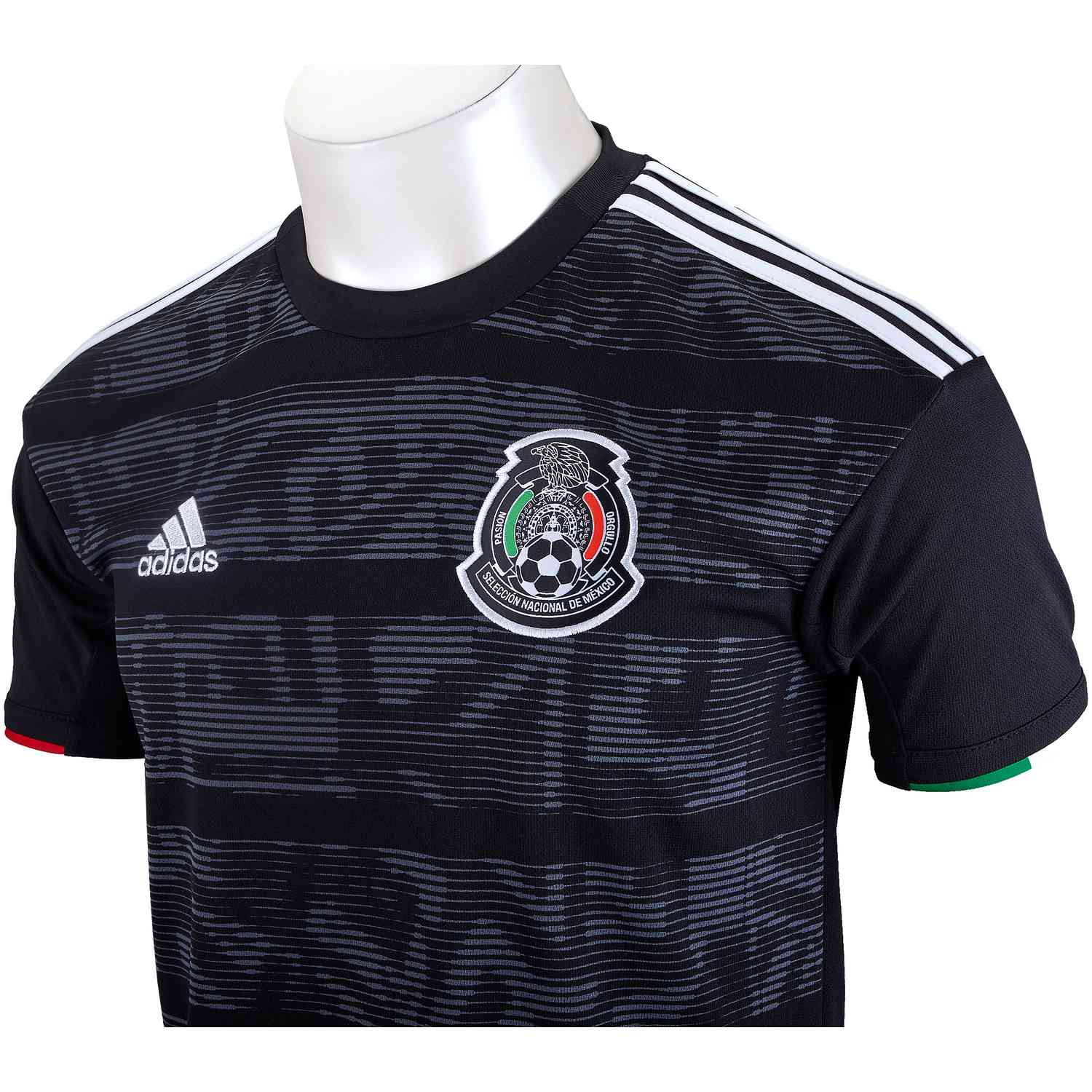 2019 Kids adidas Mexico Home Jersey Soccer Master