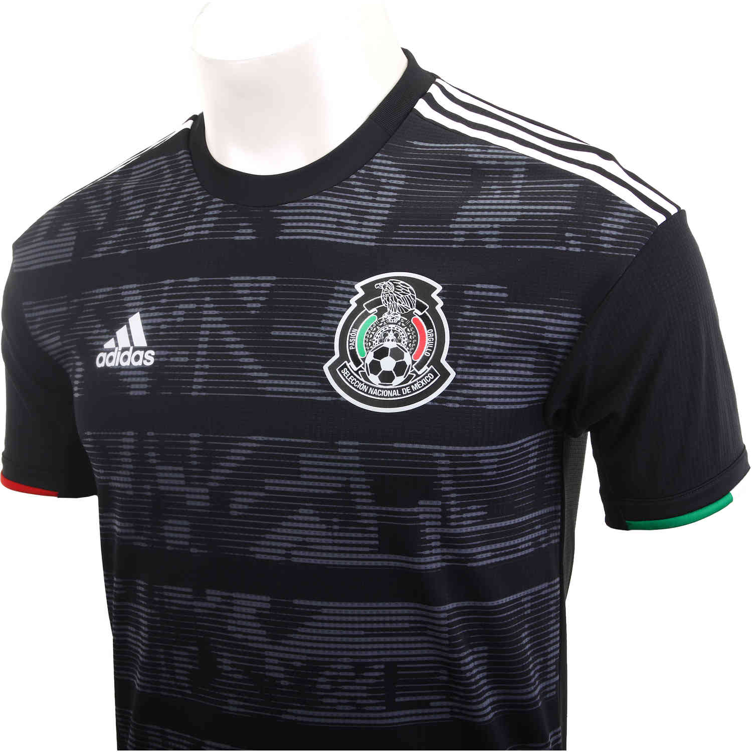 2019 adidas Mexico Home Authentic Jersey Soccer Master