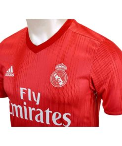 6ad6e06c430 2018 19 adidas Real Madrid 3rd Authentic Jersey - Soccer Master