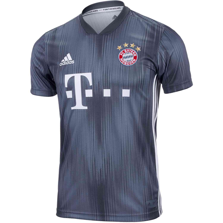 86f53566f4a Kids 2018/19 adidas Bayern Munich 3rd Jersey - Soccer Master