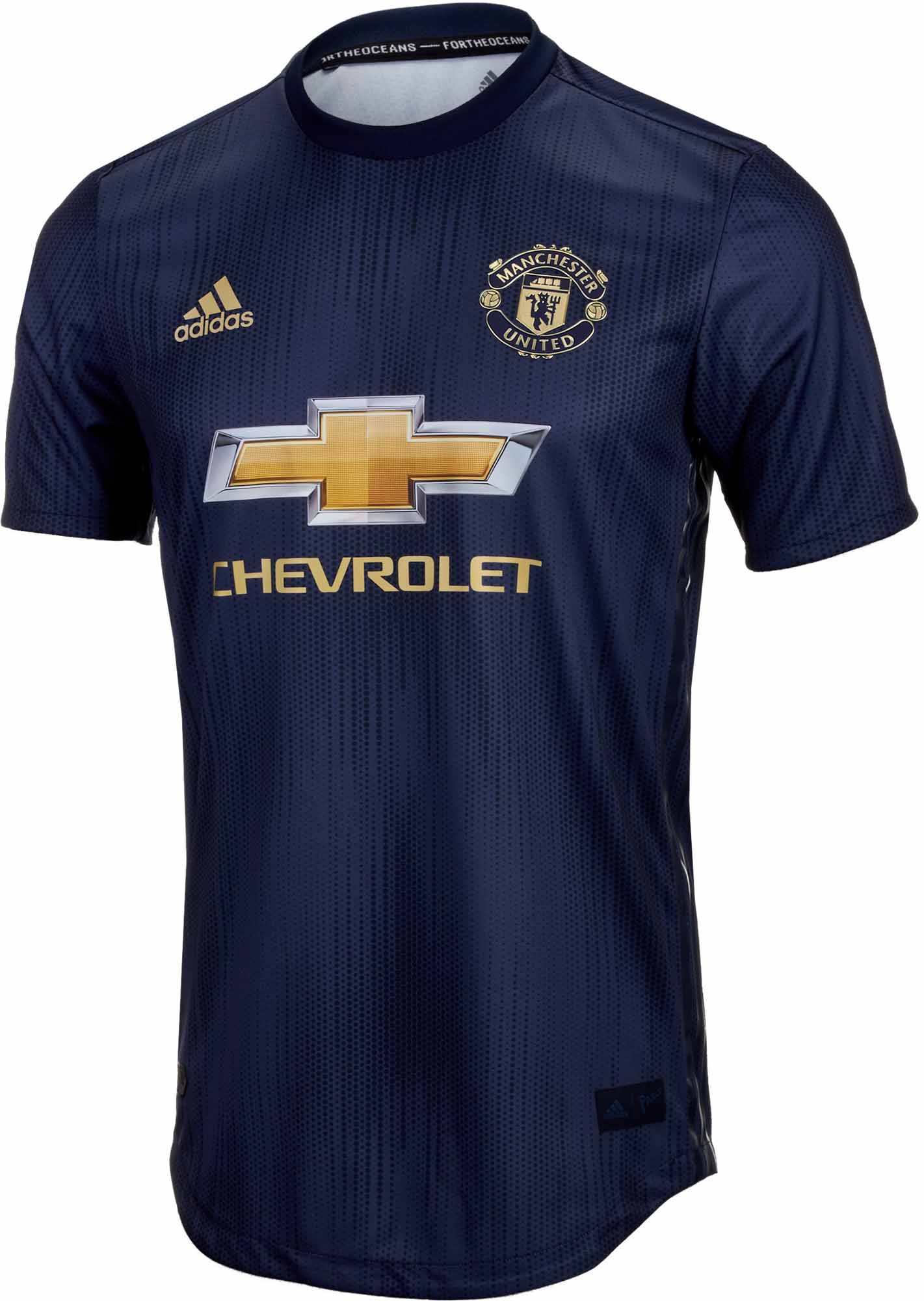 adidas Manchester United 3rd Authentic Jersey 2018-19 ...