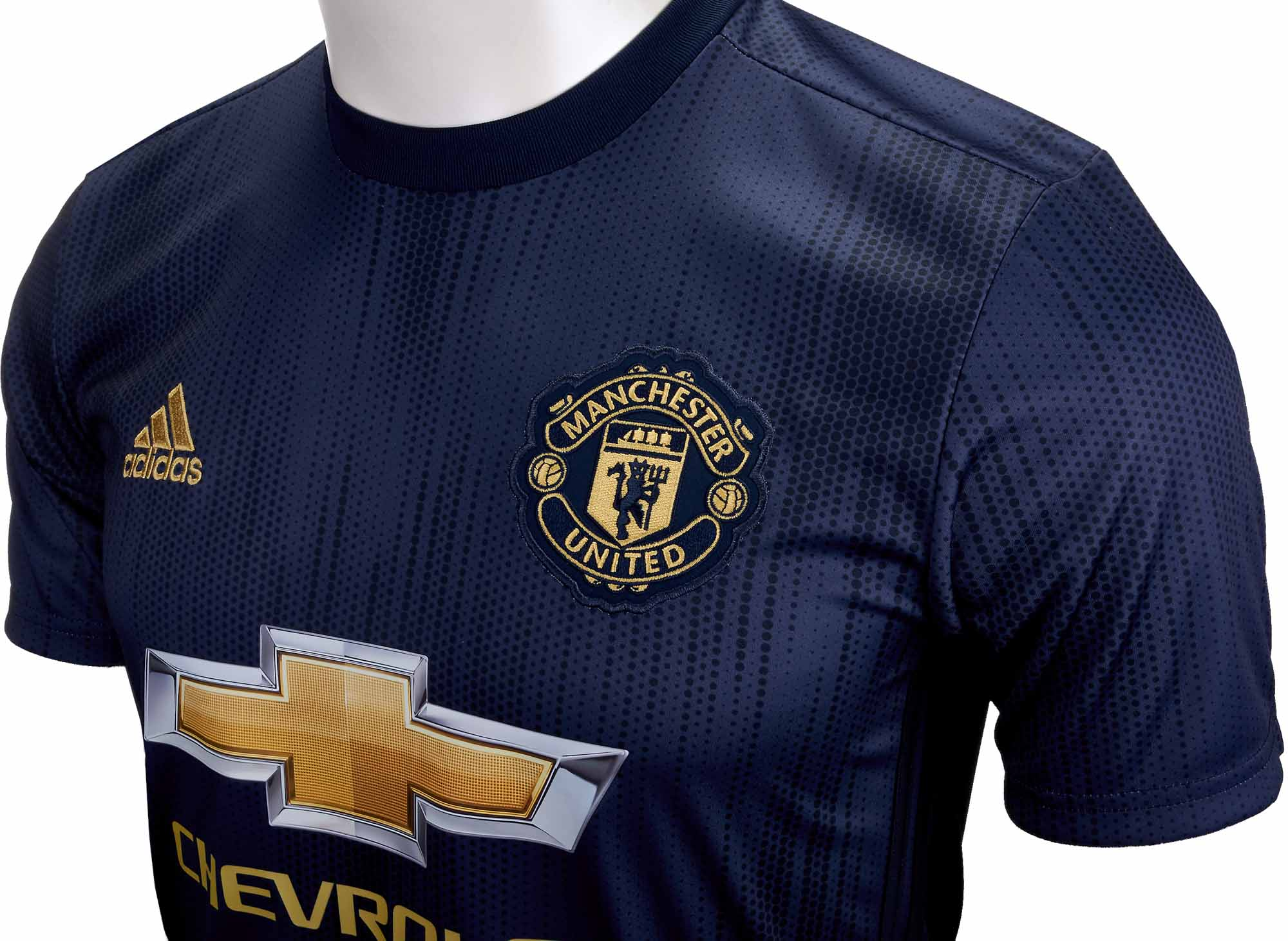 half off 637b4 e0b5b 2018/19 adidas Manchester United 3rd Jersey - Soccer Master