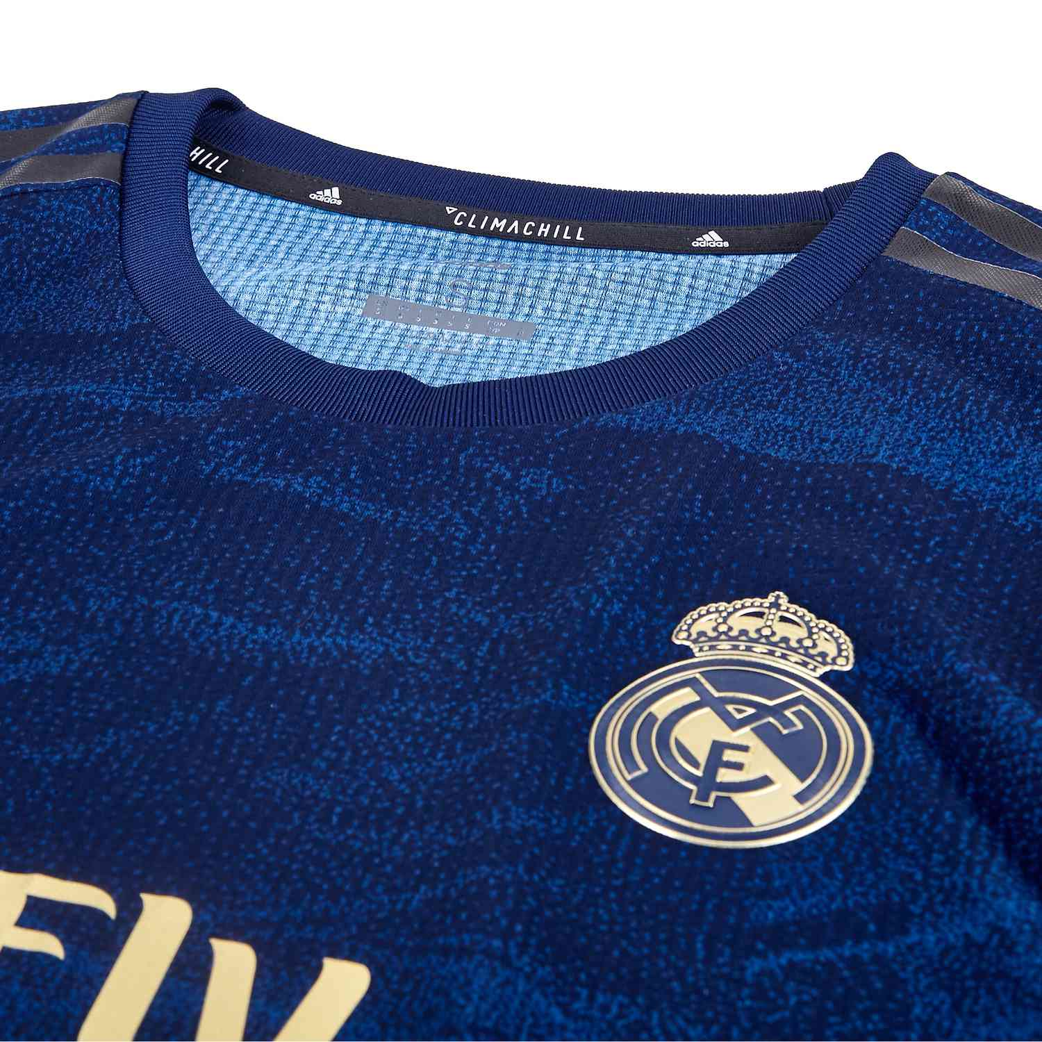 online store 0f4db 74fa5 2019/20 Eden Hazard Real Madrid Away L/S Authentic Jersey - Soccer Master
