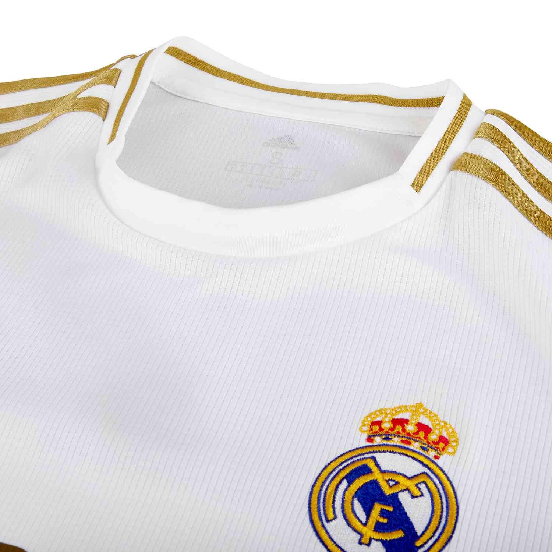 innovative design ccbf3 4483e 2019/20 Eden Hazard Real Madrid Home Jersey - Soccer Master