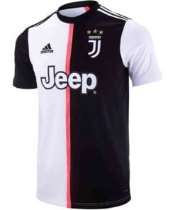 new style 195db a68ce 2019/20 Kids Cristiano Ronaldo Juventus Home Jersey