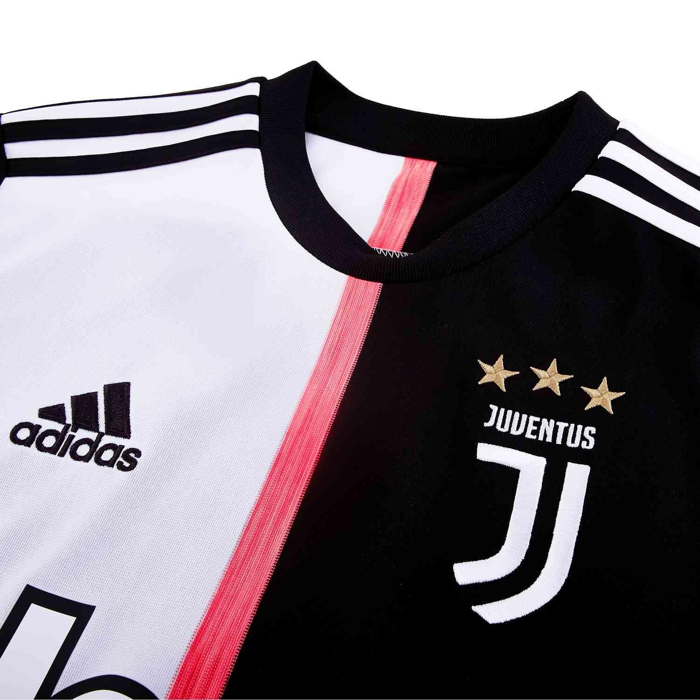 2019/20 Kids adidas Juventus Home Jersey - Soccer Master