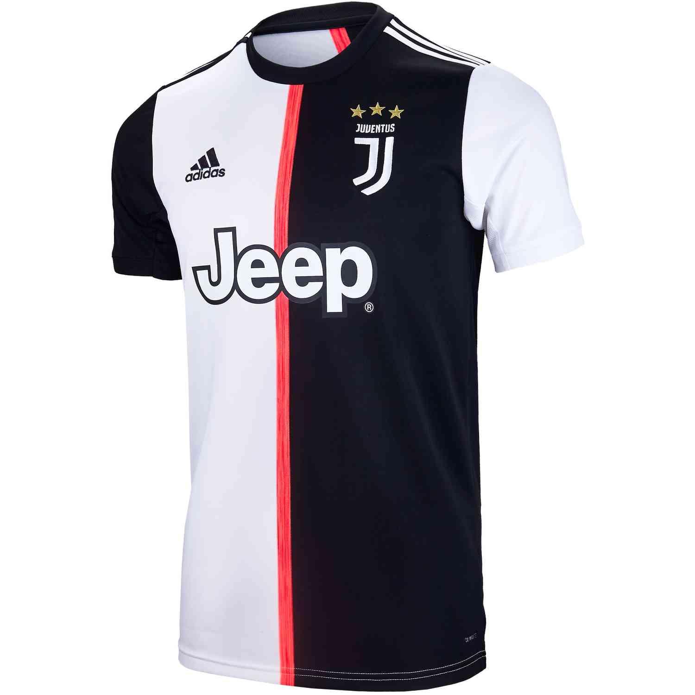 official photos eba40 7dd2e 2019/20 Cristiano Ronaldo Juventus Home Jersey - Soccer Master