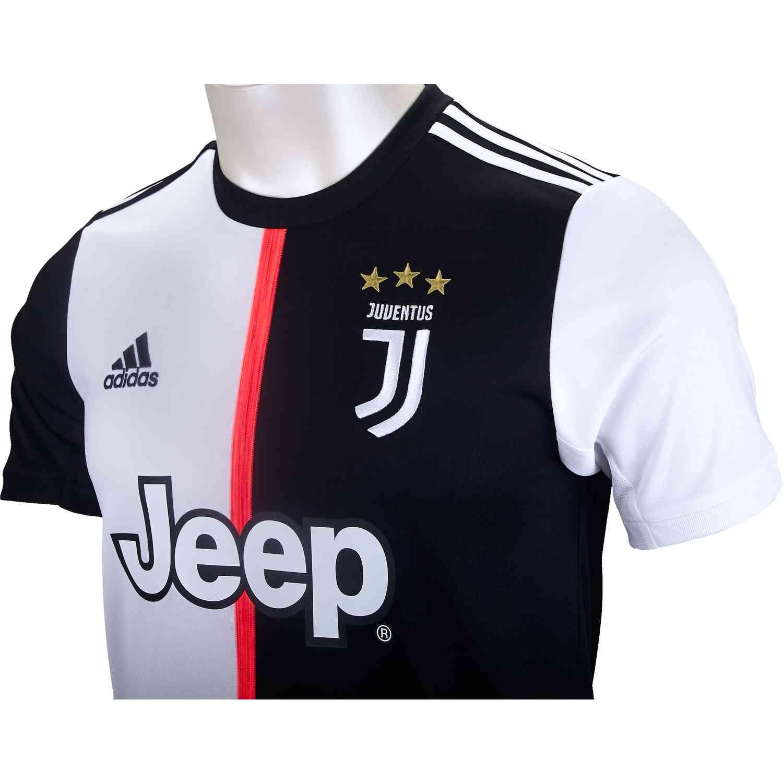 buy popular 4bf88 aa7cc 2019/20 adidas Juventus Home Jersey - Soccer Master
