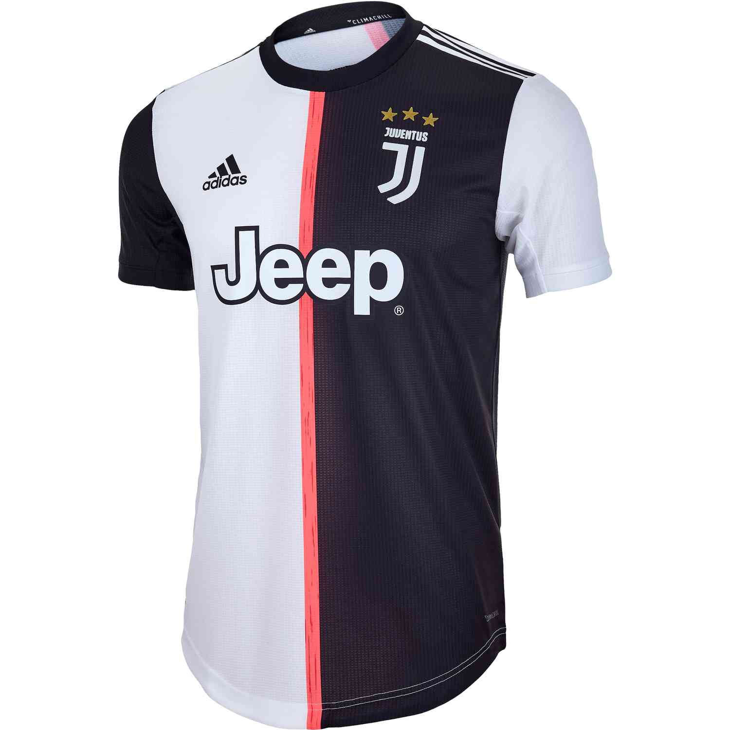 adidas Juventus Home Authentic Jersey - 2019/20 - Soccer Master