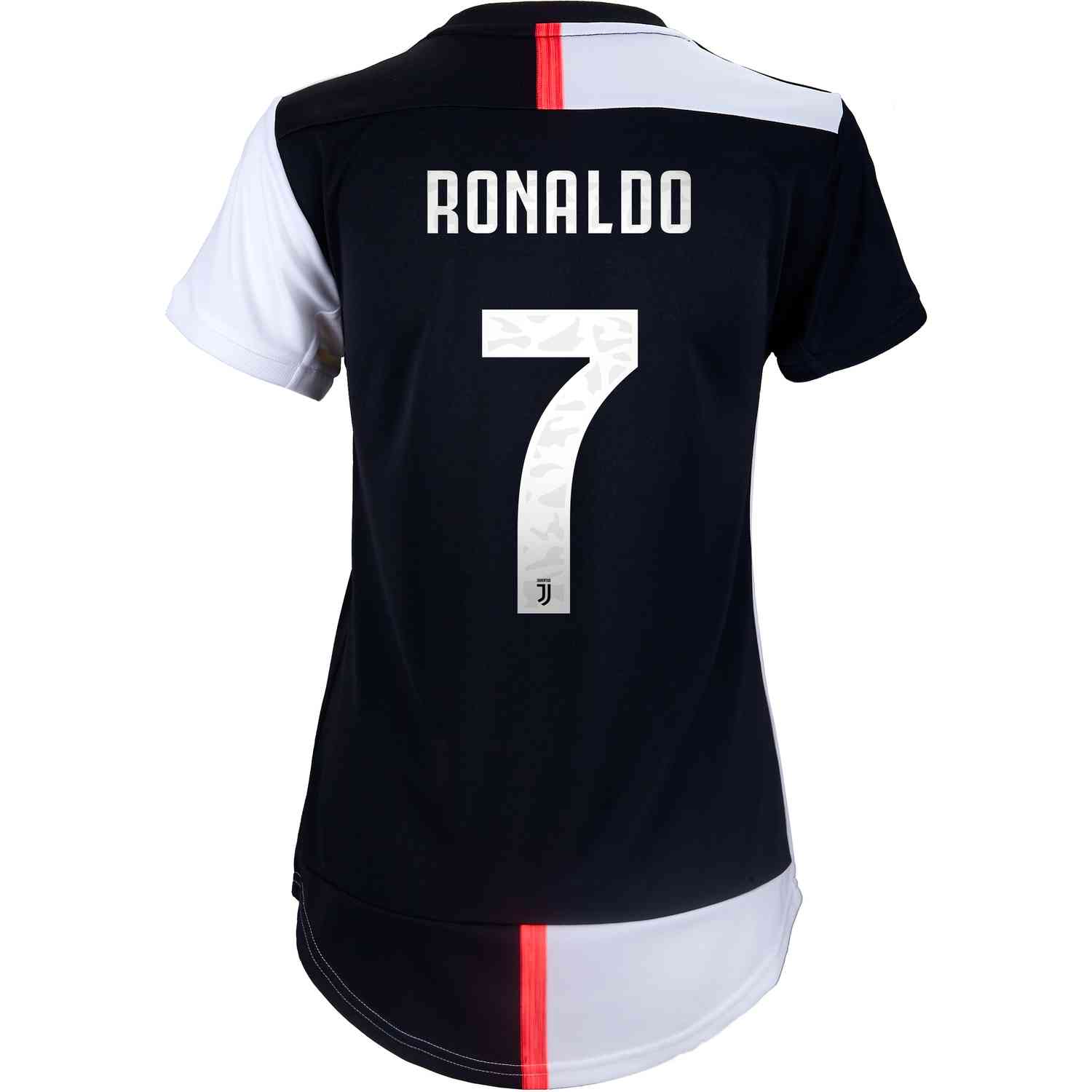 best sneakers 29efa 293d4 2019/20 Womens Cristiano Ronaldo Juventus Home Jersey