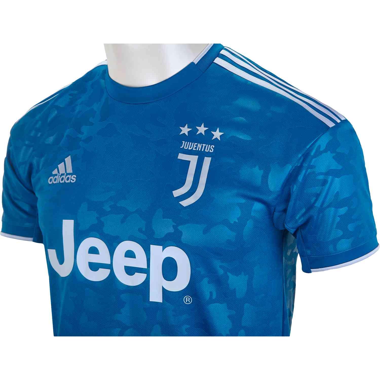 Kids adidas Juventus 3rd Stadium Jersey - 2019/20