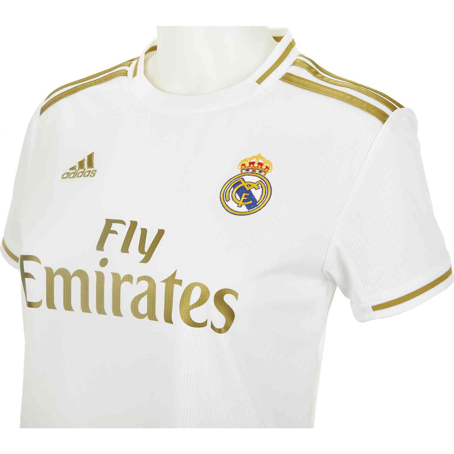 201920 Womens adidas Real Madrid Home Jersey Soccer Master
