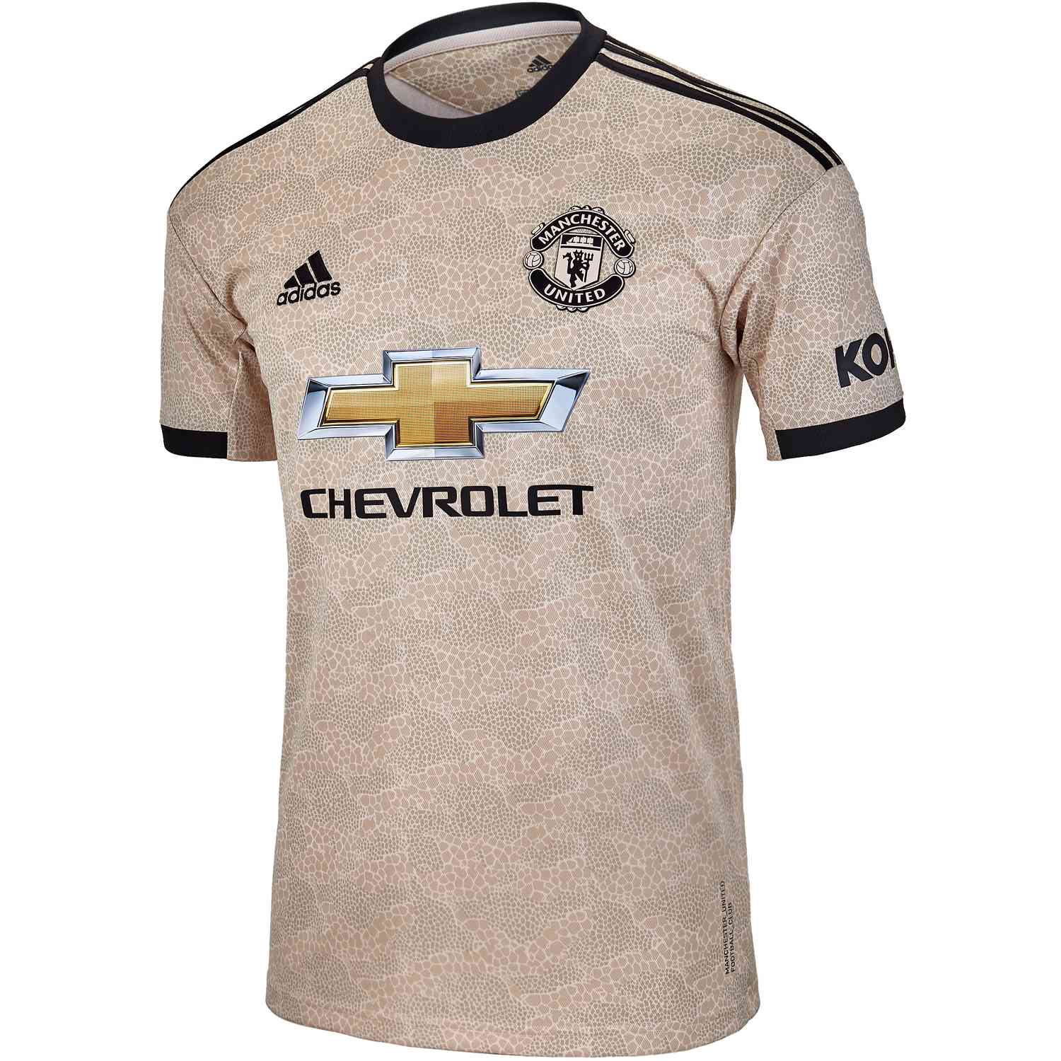 2019/20 Kids adidas Manchester United Away Jersey - Soccer Master