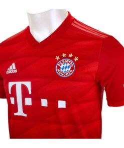 save off 14e4d 88779 2019/20 adidas Bayern Munich Home Authentic Jersey - Soccer ...
