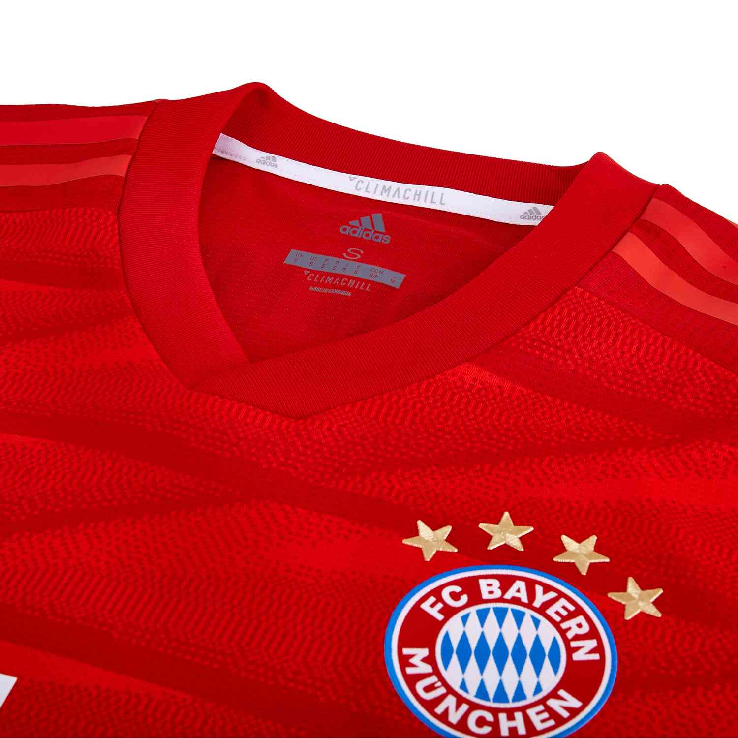 huge discount 7da71 5dcef 2019/20 adidas Bayern Munich Home Authentic Jersey - Soccer Master