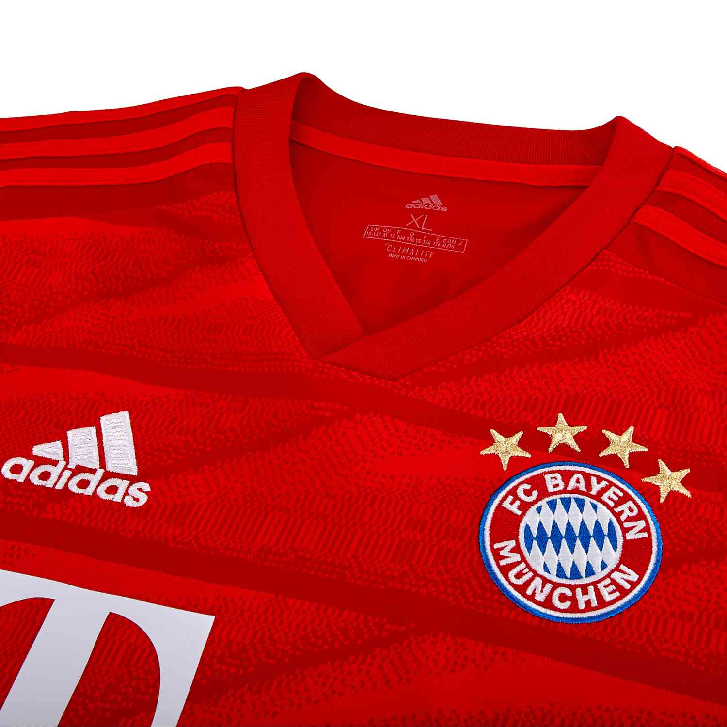 huge selection of f828f 8fb31 2019/20 Kids adidas Bayern Munich Home Jersey - Soccer Master