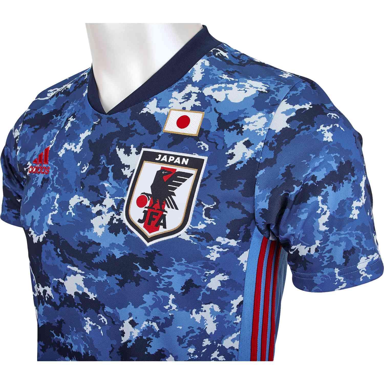 2020 adidas Japan Home Jersey - Soccer Master