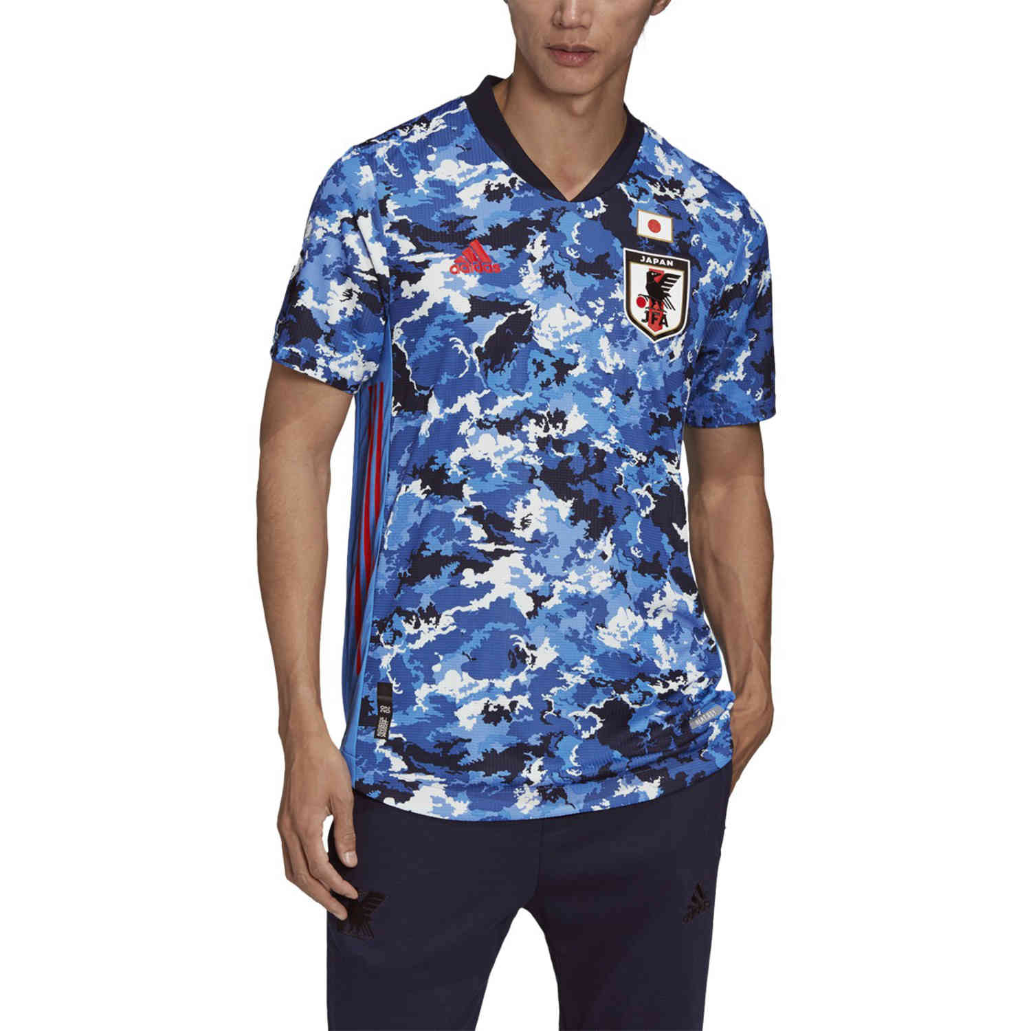 2020 adidas Japan Home Authentic Jersey - Soccer Master