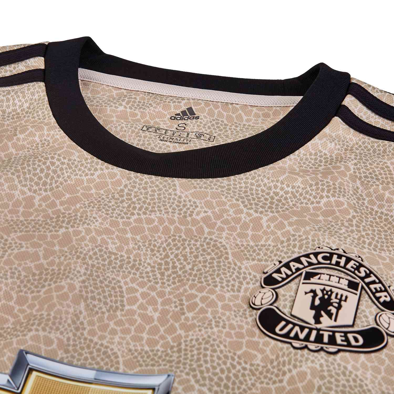 2019/20 Ashley Young Manchester United Away Jersey - Soccer Master