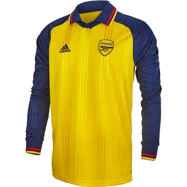 arsenal retro jersey
