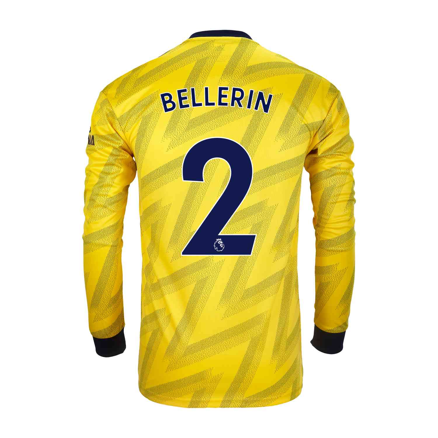 pretty nice 1d742 eff4a 2019/20 Hector Bellerin Arsenal Away L/S Jersey