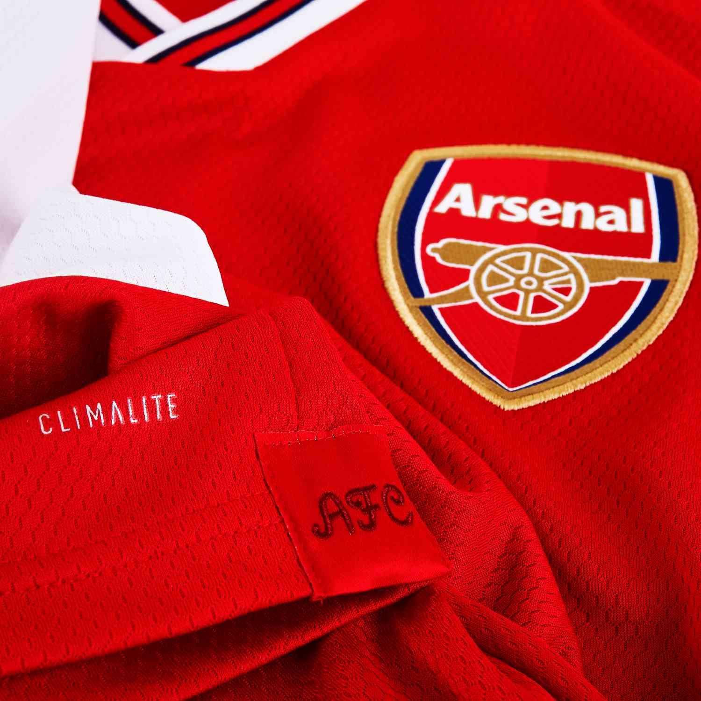 Alexandre Lacazette Arsenal Home Jersey