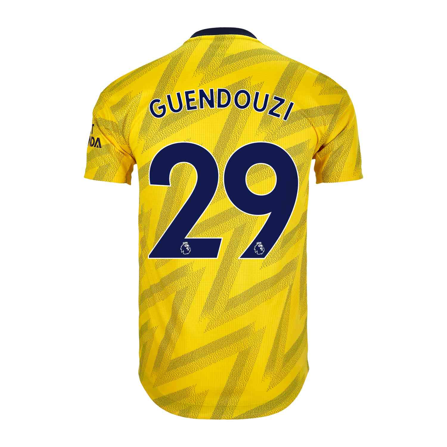 buy online 39919 98568 2019/20 Matteo Guendouzi Arsenal Away Authentic Jersey