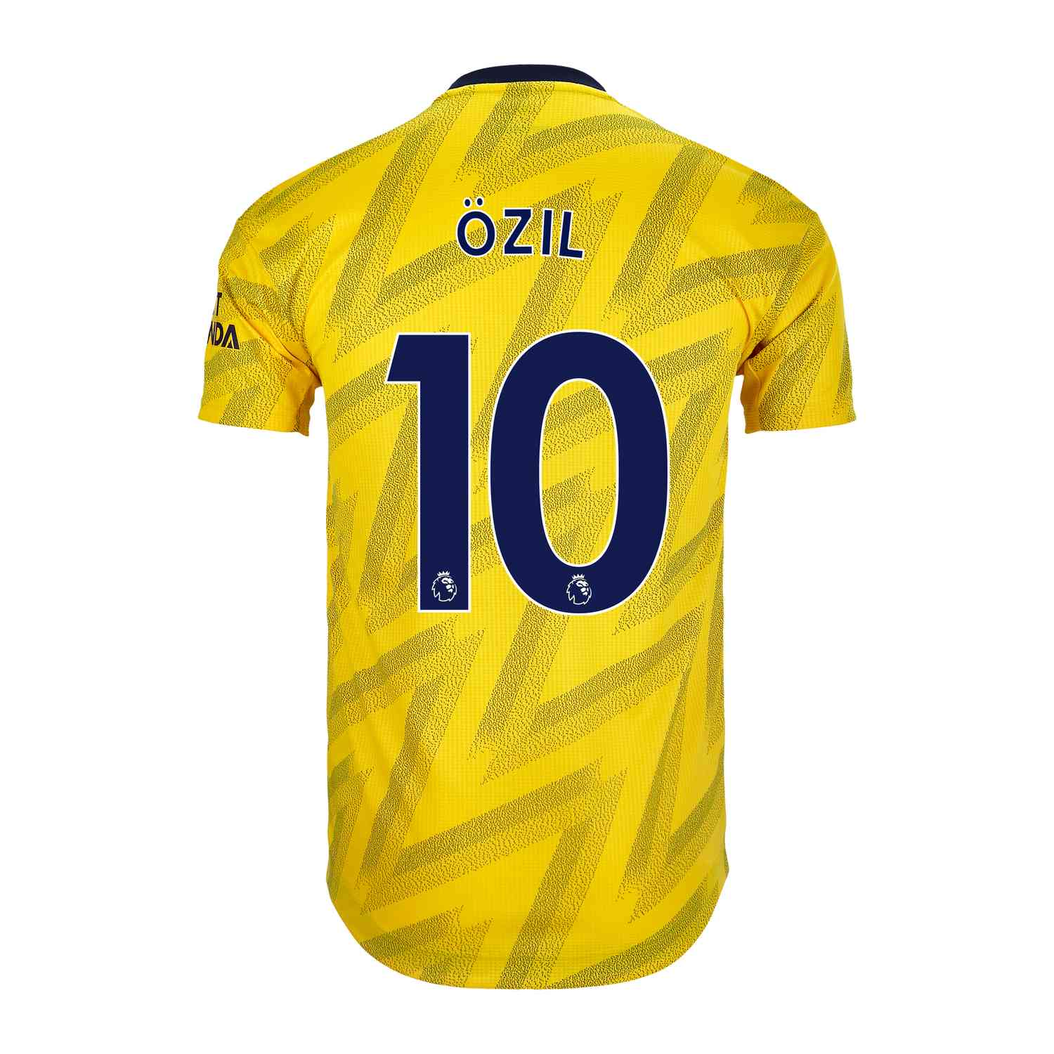 separation shoes 2c8b1 627a6 2019/20 Mesut Ozil Arsenal Away Authentic Jersey