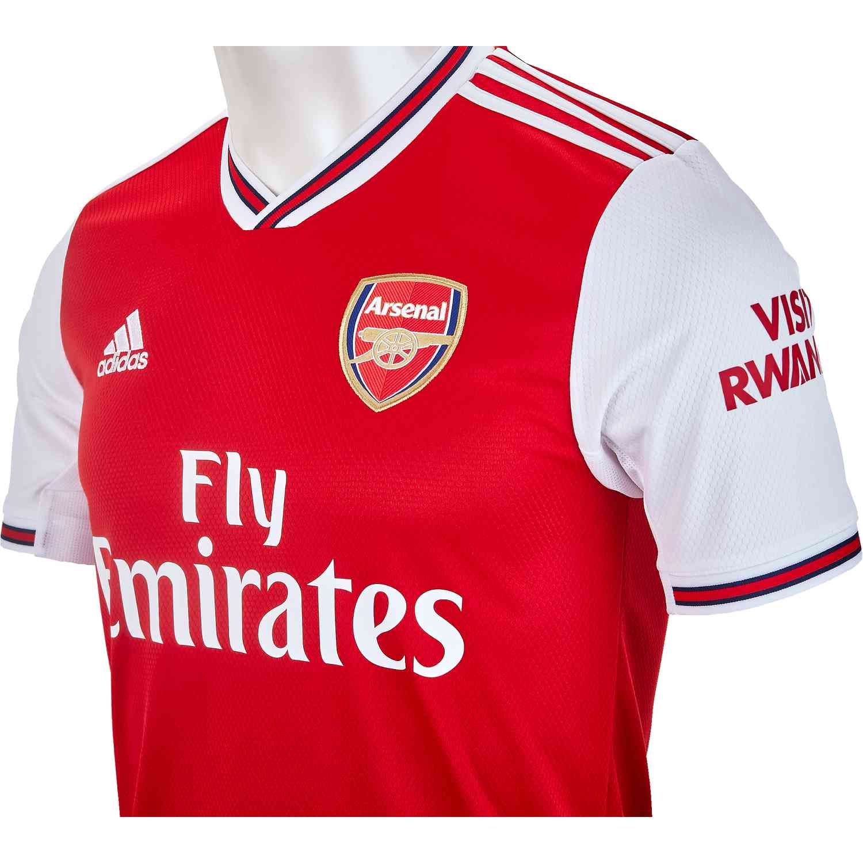 2019/20 adidas Kids Arsenal Home Jersey - Soccer Master