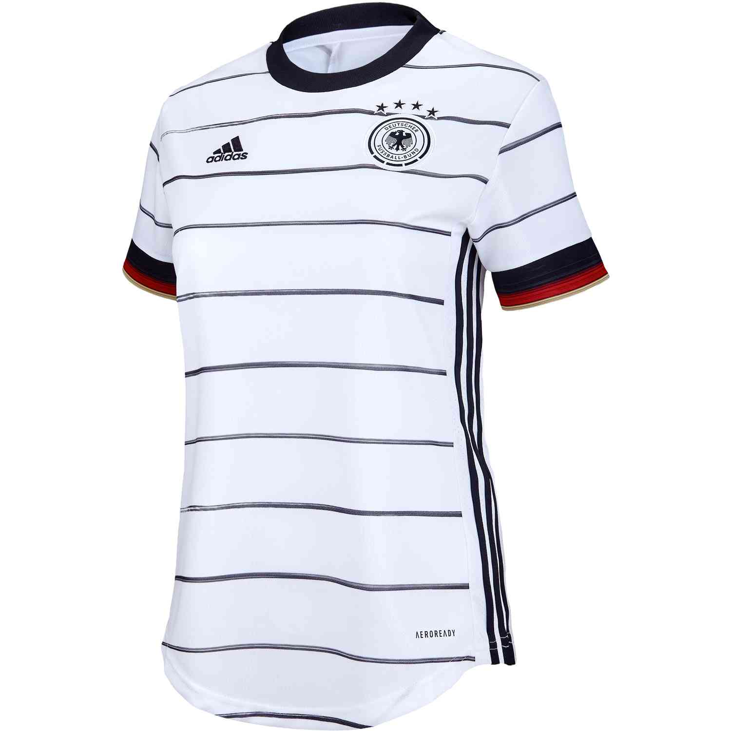 2020 Women's adidas Germany Home Jersey