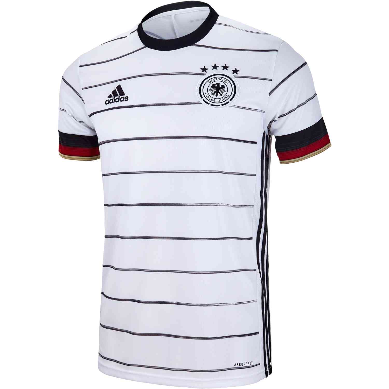 2020 Kids adidas Germany Home Jersey