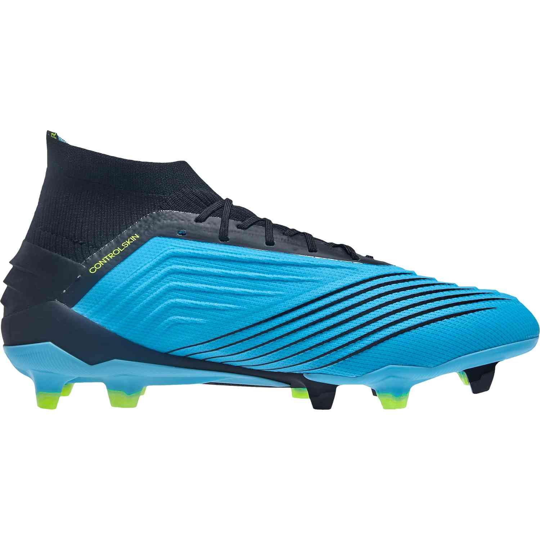 5ae7318cf88 adidas Predator 19.1 FG - Hard Wired - Soccer Master