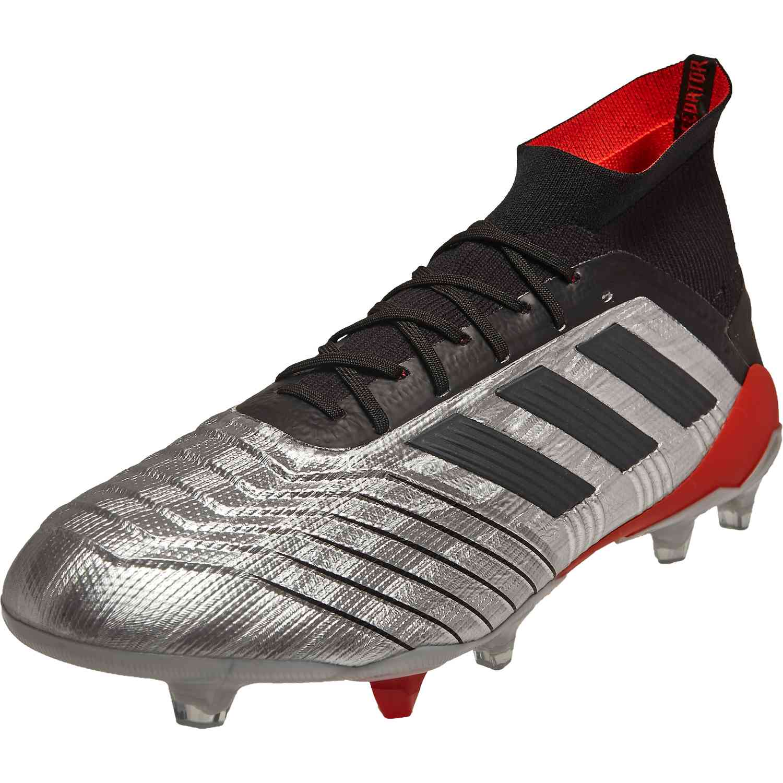 adidas predator 19.1 fg zwart