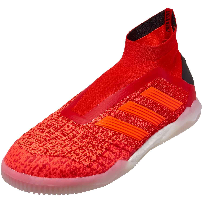 96fd8eb5ceb0 adidas Predator Tango 19+ Indoor Soccer Shoes - Initiator Pack ...