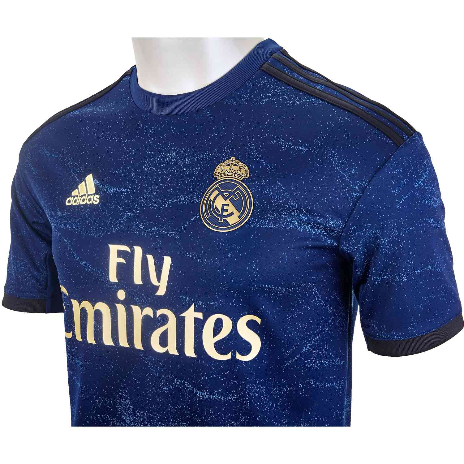 new concept 39f48 3d3ad 2019/20 Kids adidas Real Madrid Away Jersey - Soccer Master