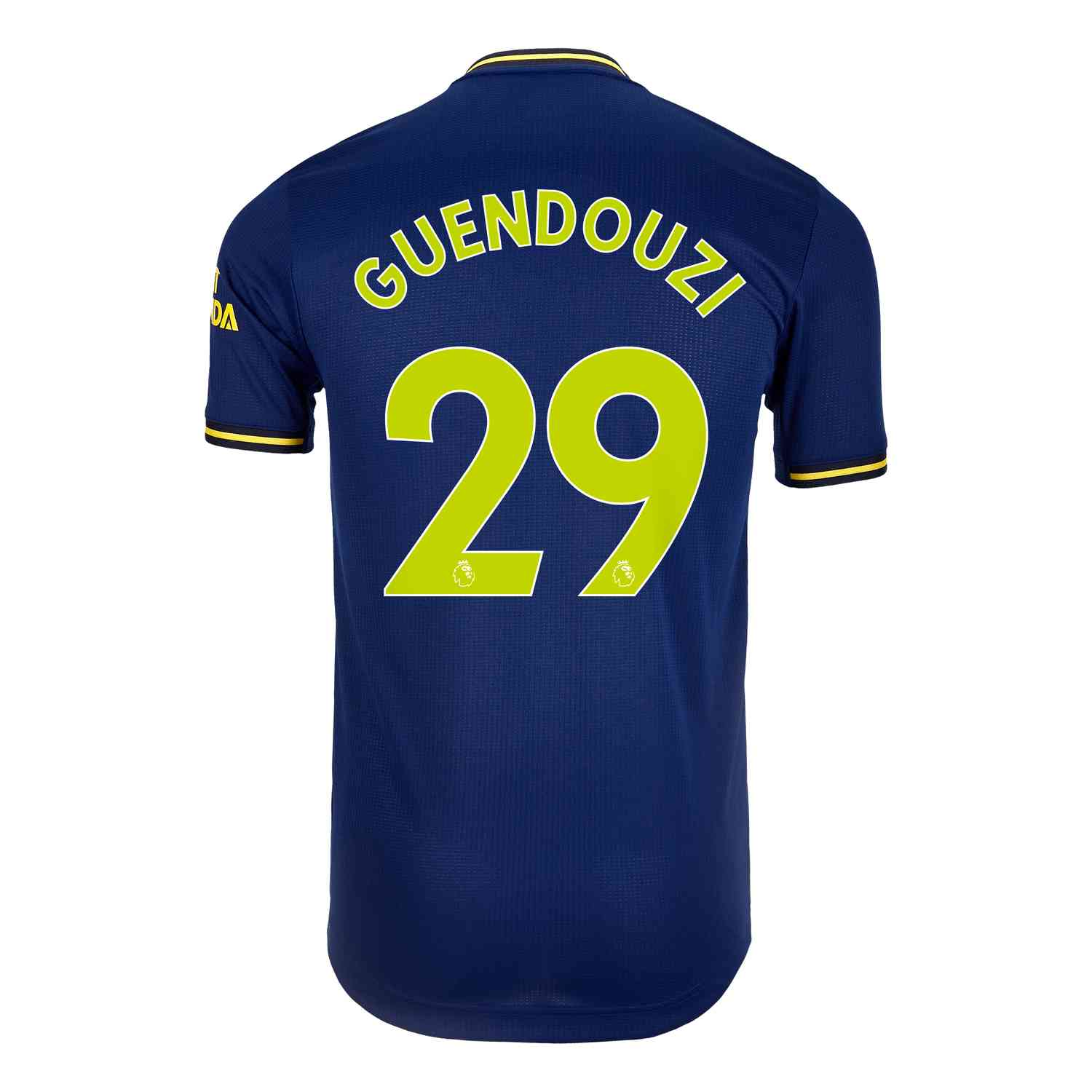 new arrival 0519e 771e4 2019/20 Matteo Guendouzi Arsenal 3rd Authentic Jersey