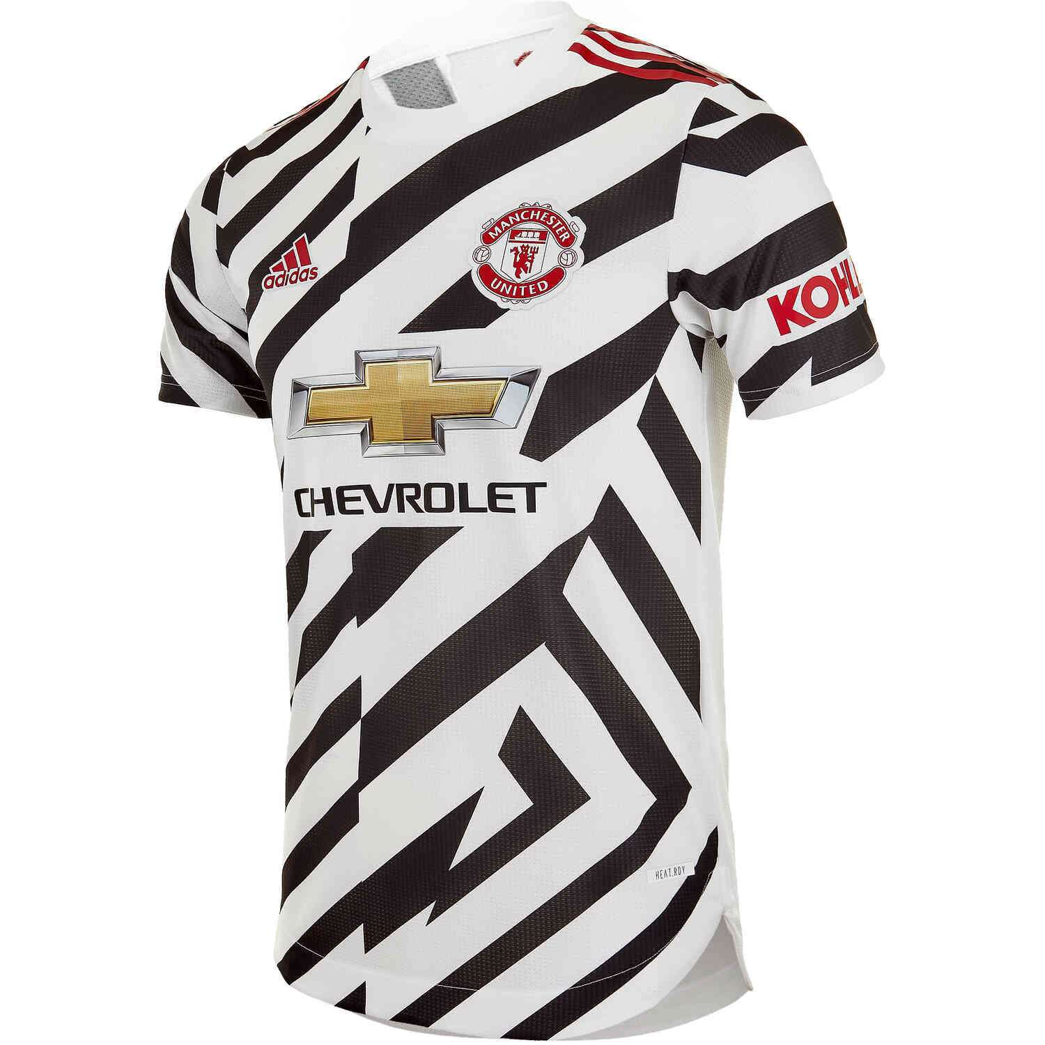 2020/21 adidas Manchester United 3rd Authentic Jersey - Soccer Master