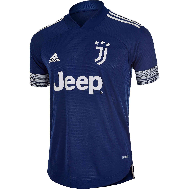 2020/21 adidas Juventus Away Authentic Jersey - Soccer Master