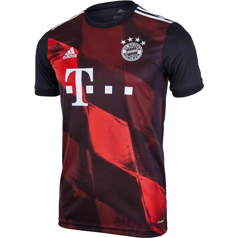 2020/21 Kingsley Coman Bayern Munich 3rd Jersey - Soccer Master