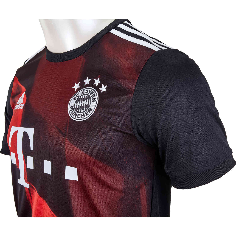2020/21 Leon Goretzka Bayern Munich 3rd Jersey - Soccer Master