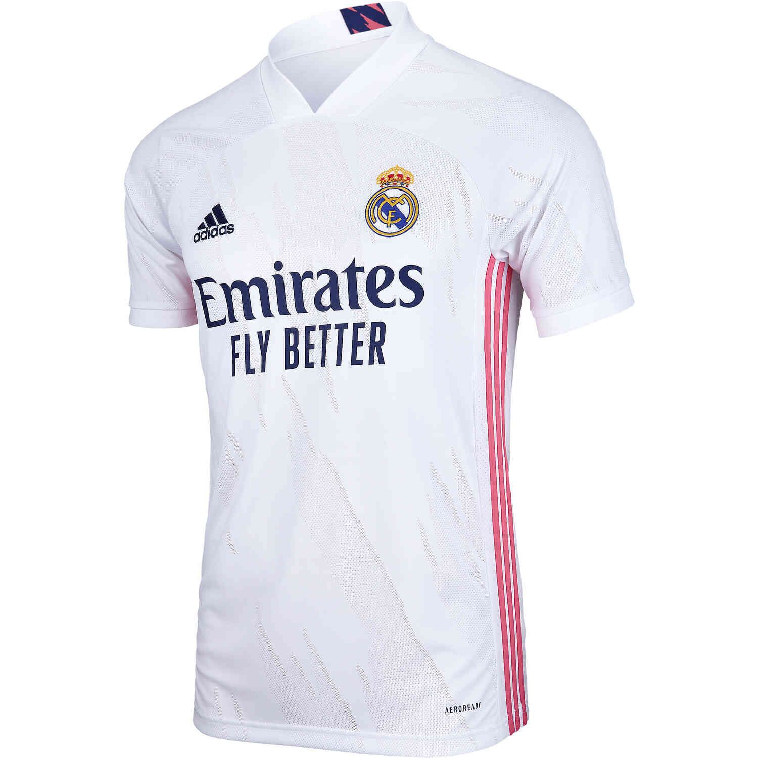 2020/21 Kids adidas Real Madrid Home Jersey - Soccer Master
