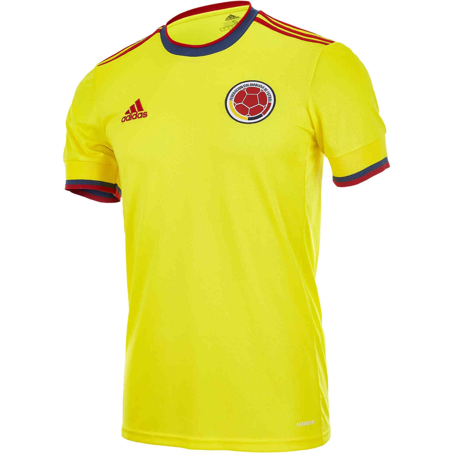 2020 adidas Colombia Home Jersey - Soccer Master