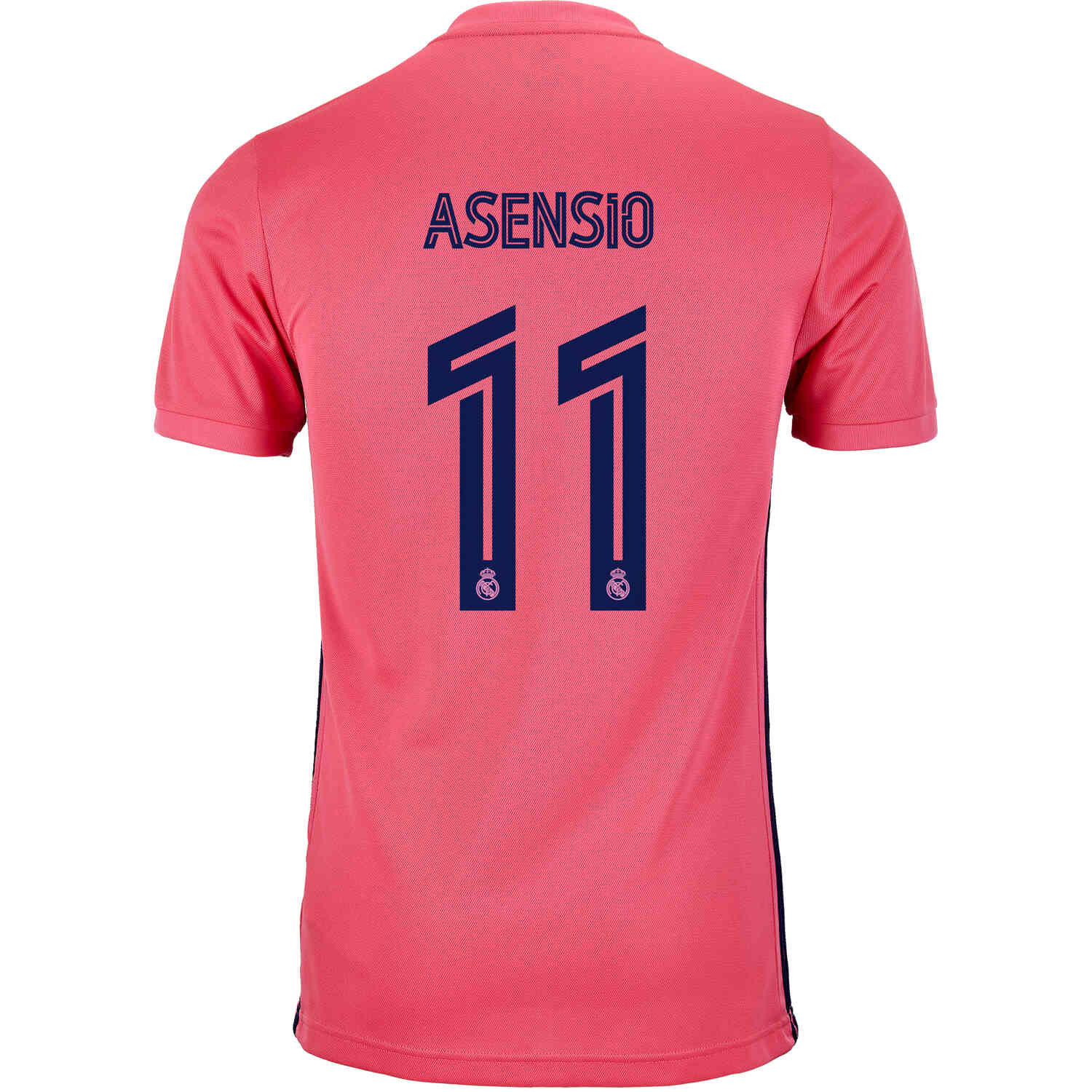 2020/21 Marco Asensio Real Madrid Away Jersey - Soccer Master
