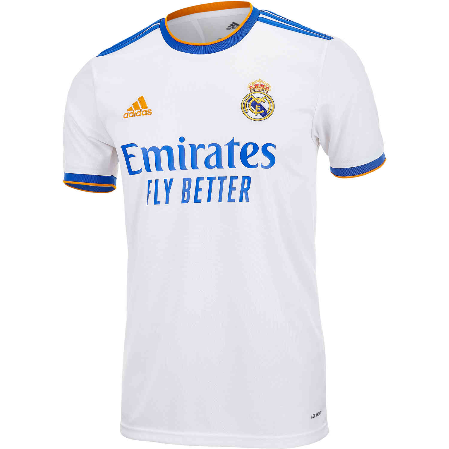 2021/22 Kids adidas Real Madrid Home Jersey - Soccer Master