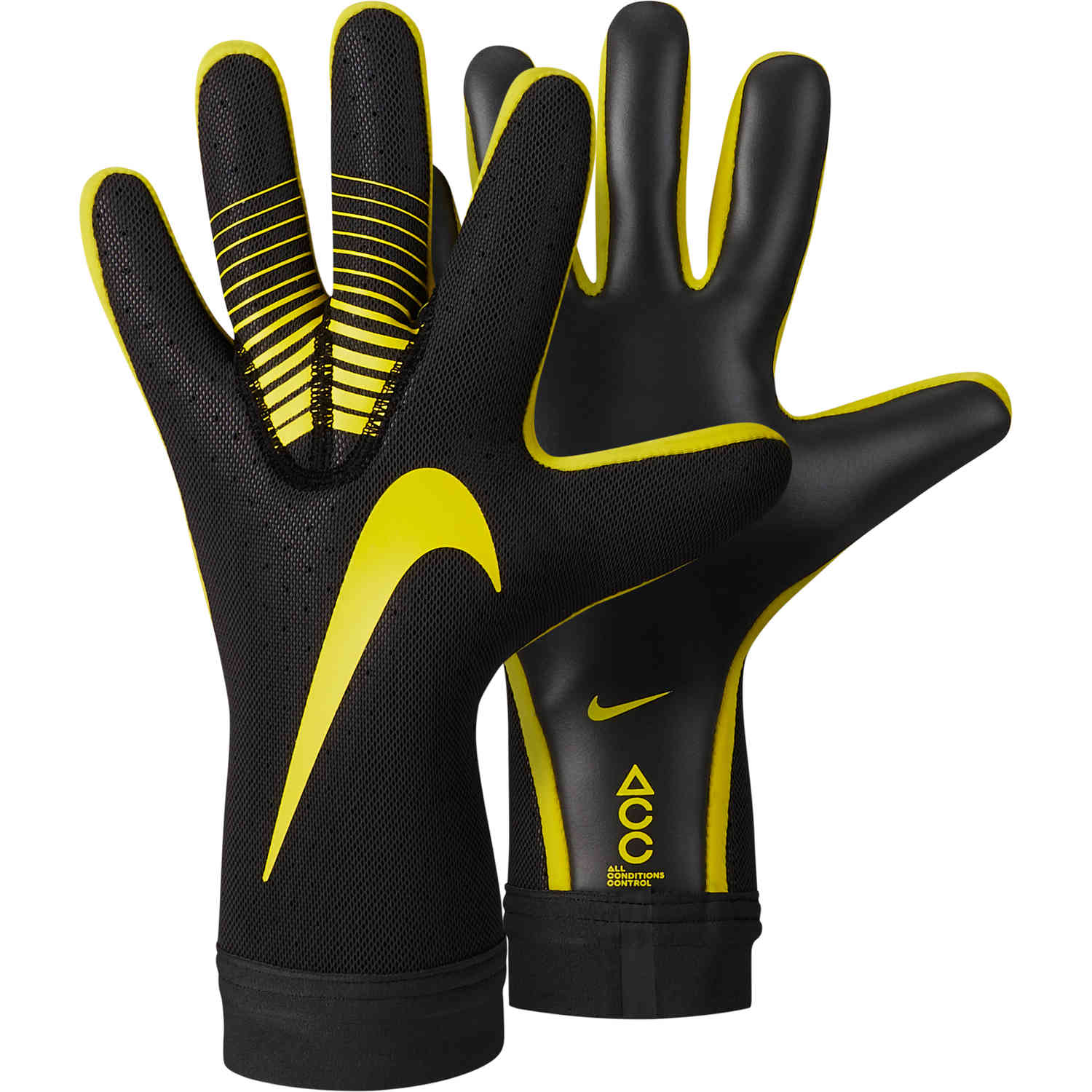 Nike Mercurial Touch Elite Goalkeeper Gloves , Anthracite