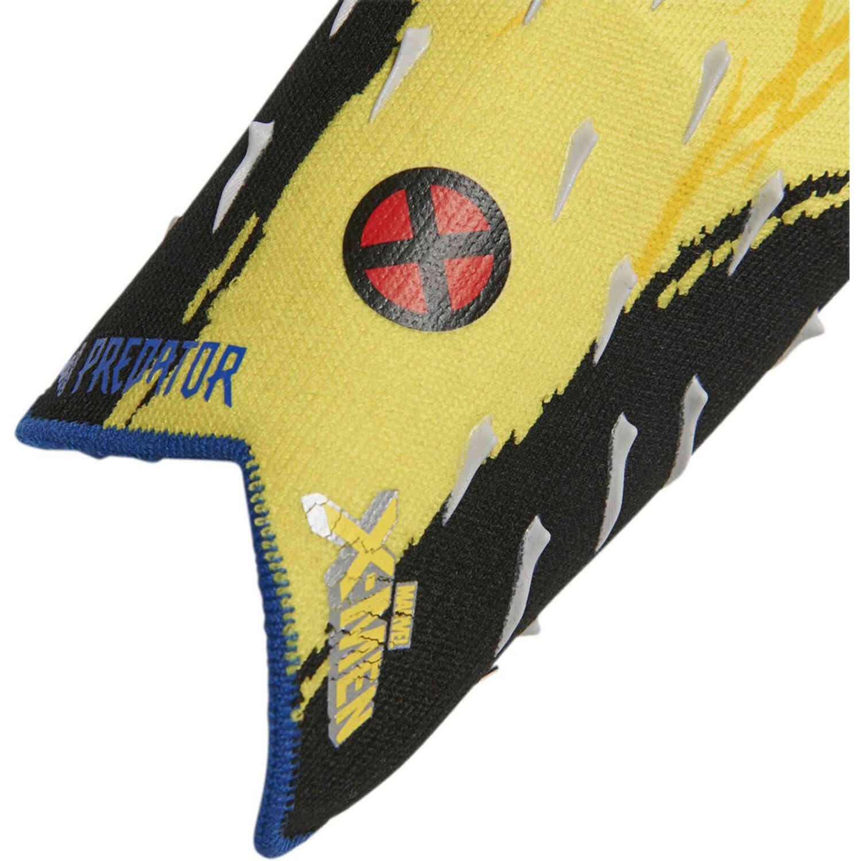 adidas X Marvel X-Men Predator Pro Negative Cut Goalkeeper Gloves - Wolverine