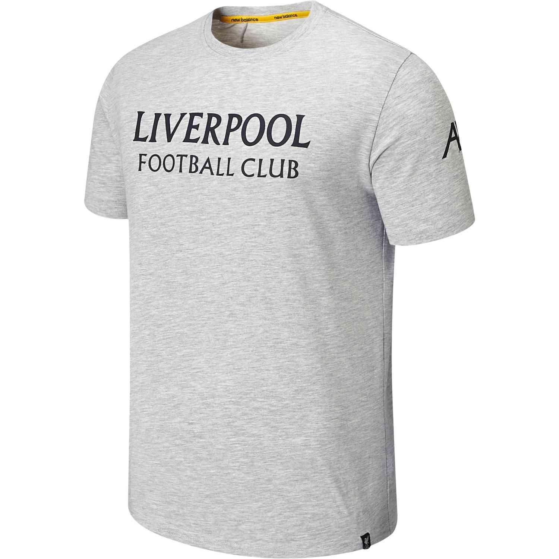 tee shirt new balance liverpool