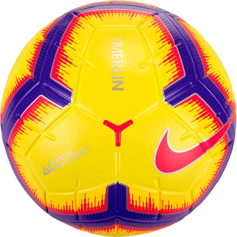 brand new 23e42 b50f0 Nike Merlin Match Soccer Ball - Hi-Vis - Soccer Master